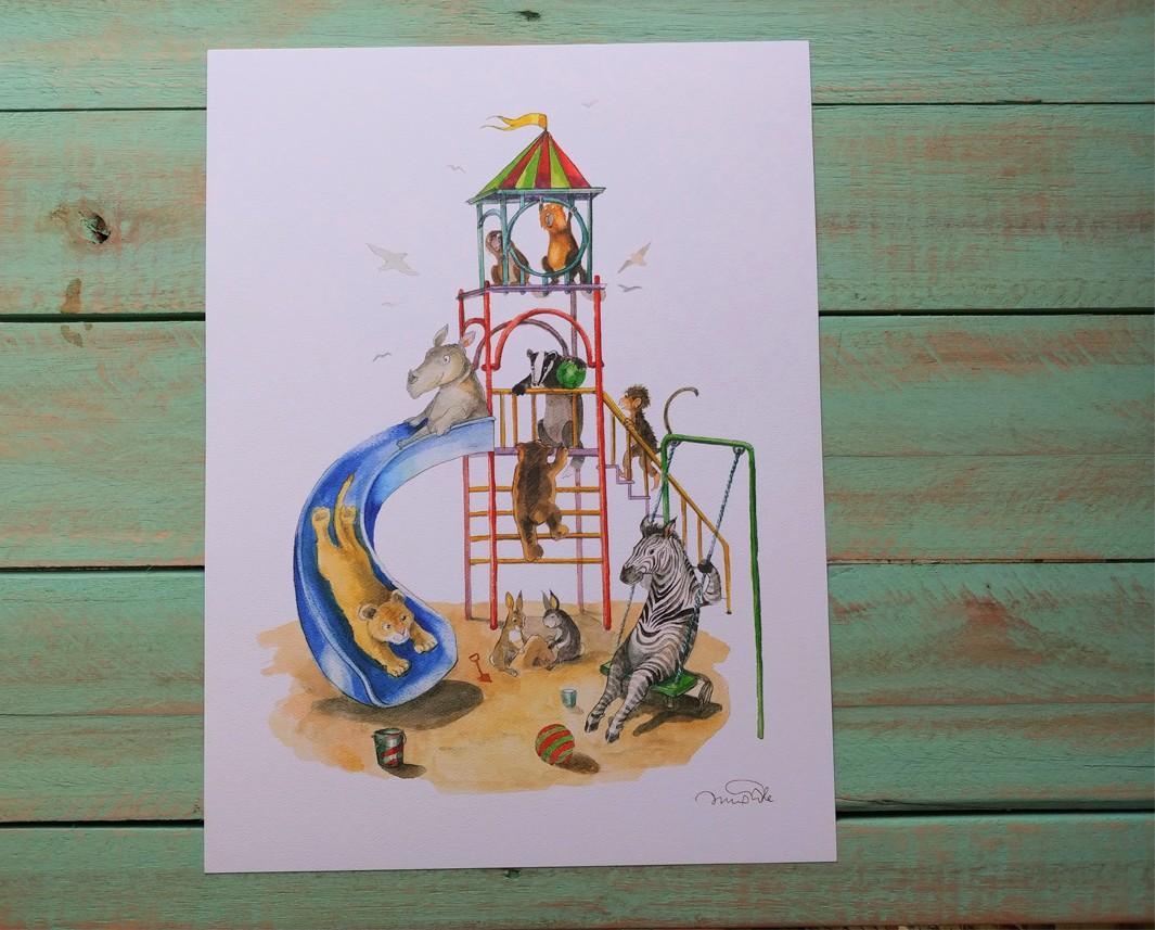 הדפסי אנימו - חיות וחיוכים:)