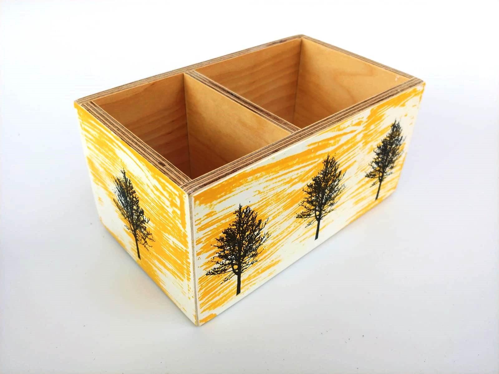 קופסת עצים