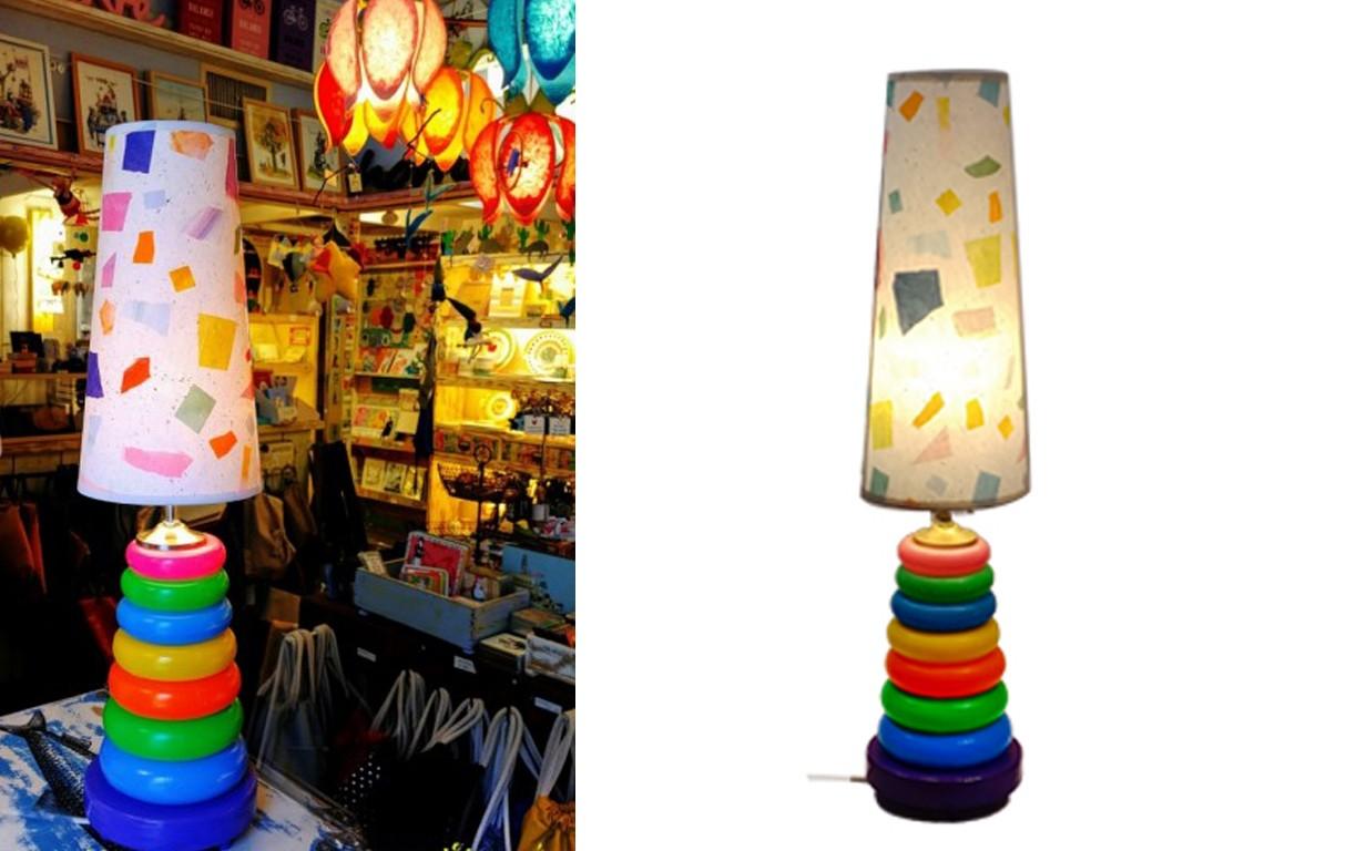 מנורת טבעות