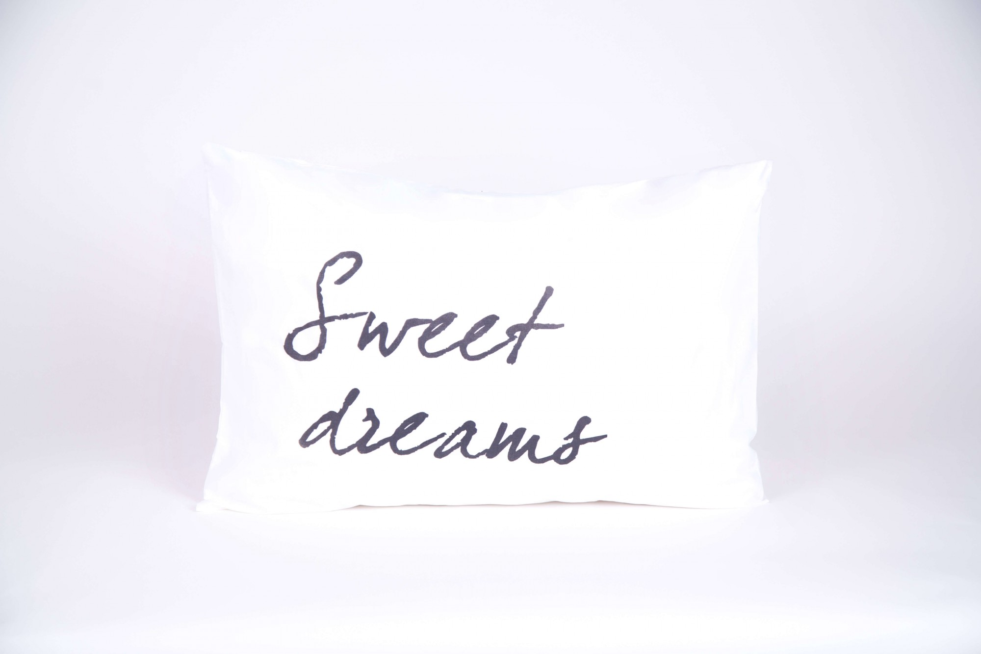 "זוג ציפיות ""sweet dreams"" אפור"