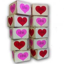 קופסאות לב