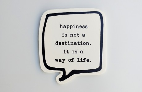 ... happiness is