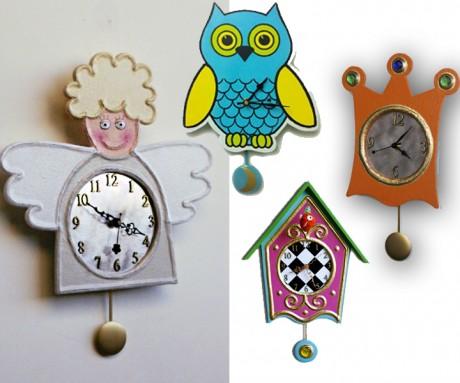 מבחר שעוני מטוטלת שישמחו ילדים בכל גיל